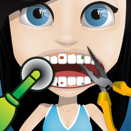 Awesome Crazy Celebrity Teeth Dentist - Tongue And Throat X-Ray Doctor Game For Kids