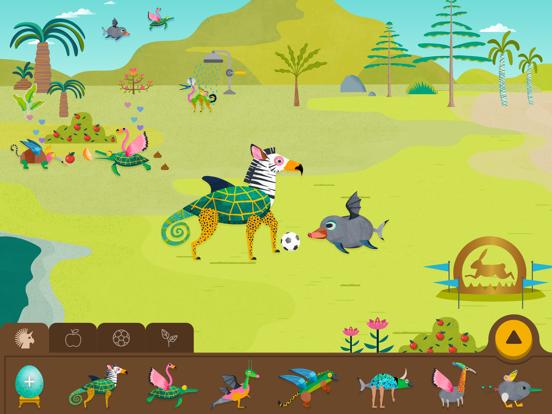 Tinybopの生き物ガーデンのおすすめ画像4