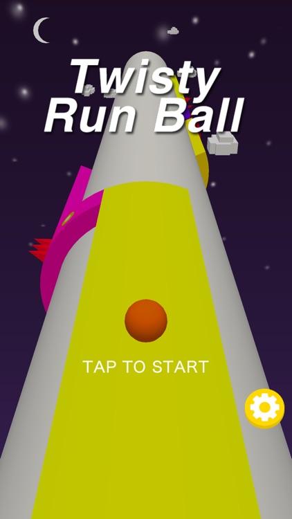 Twisty Run Ball 3D