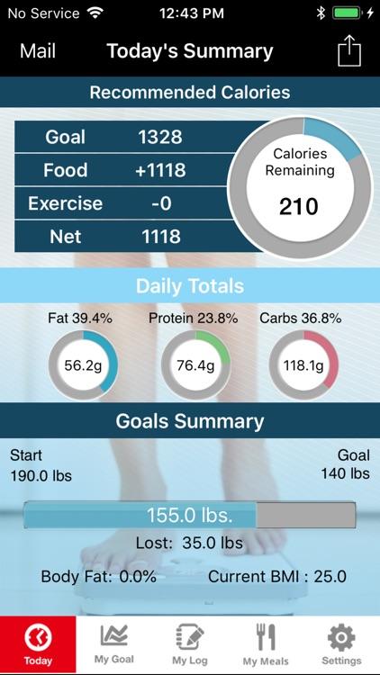 EZDietPlanner  Fitness Tracker