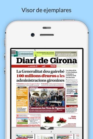 Quiosc Diari de Girona - náhled