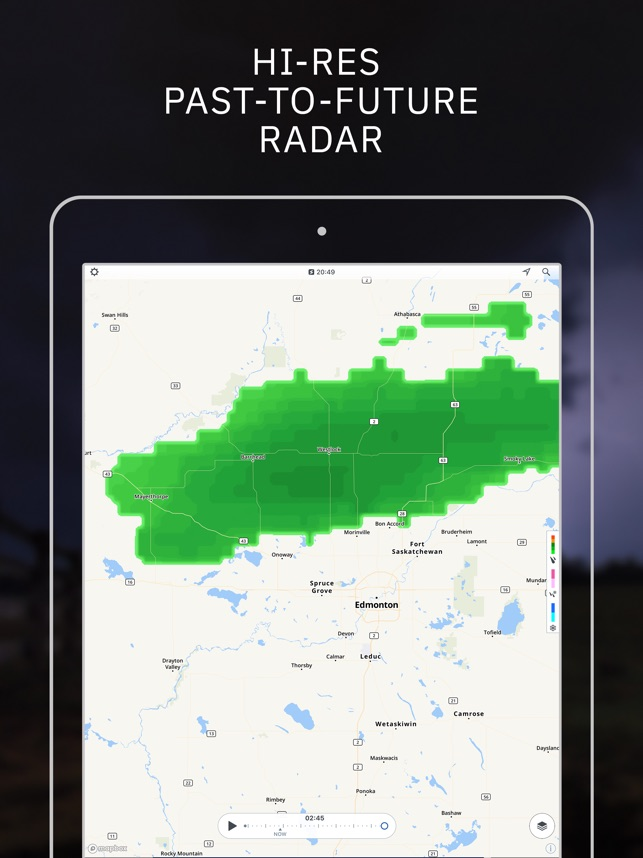 Storm Radar with NOAA Weather on the App Store
