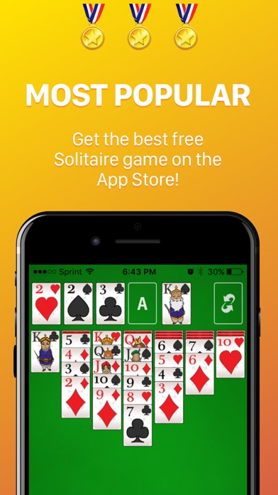 pogo tri peaks solitaire download