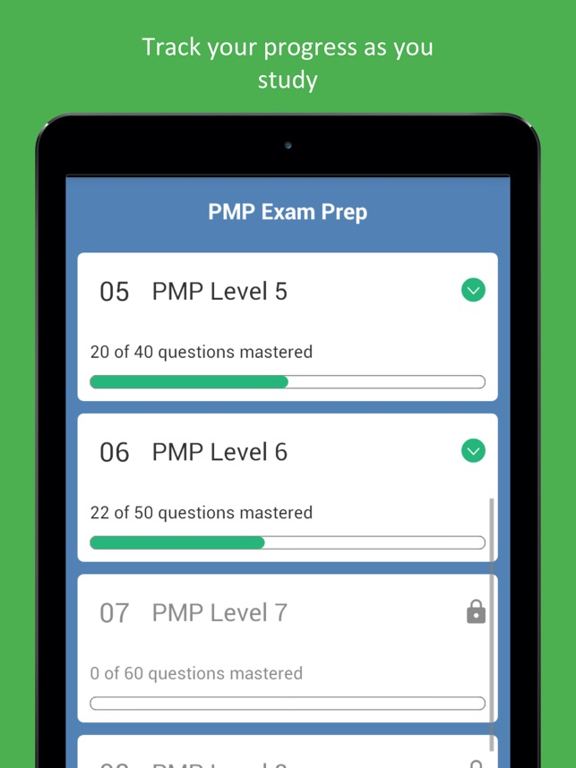 Pmp Practice Test 2018 Edition On The App Store
