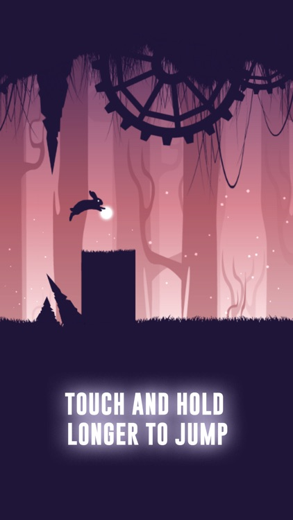 Bunny Trapped In Badland