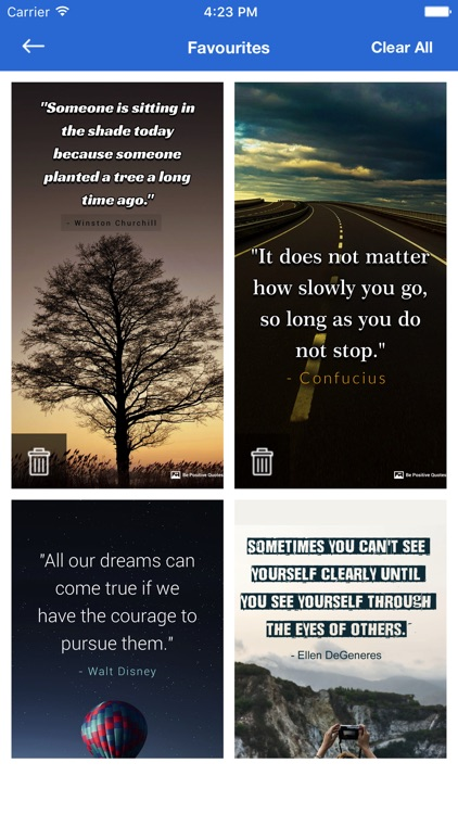 Be Positive Quotes - Daily