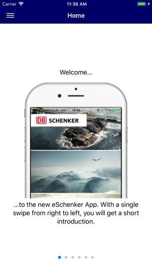 eSchenker on the App Store