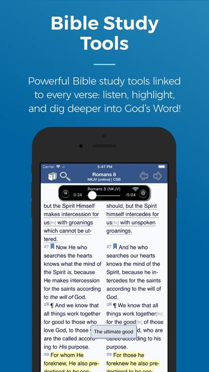 Blue Letter Bible screenshot-0