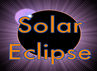 Solar Eclipse Stickers