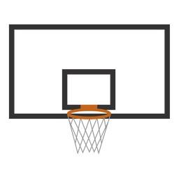 バスケットボールシュートカウンタ By Hirotaka Mori