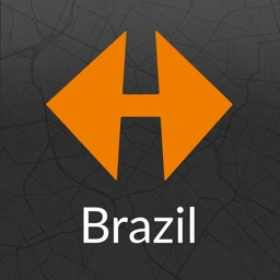 NAVIGON Brazil Apple Watch App