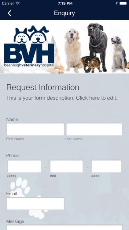 Beenleigh Vet Hospital screenshot-4