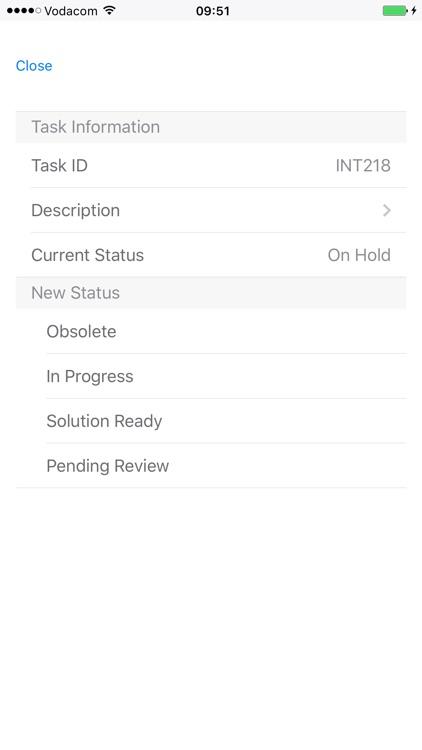 PlatSoft Task Managing System screenshot-3