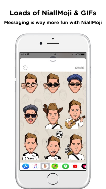 NiallMoji by Niall Horan screenshot-4