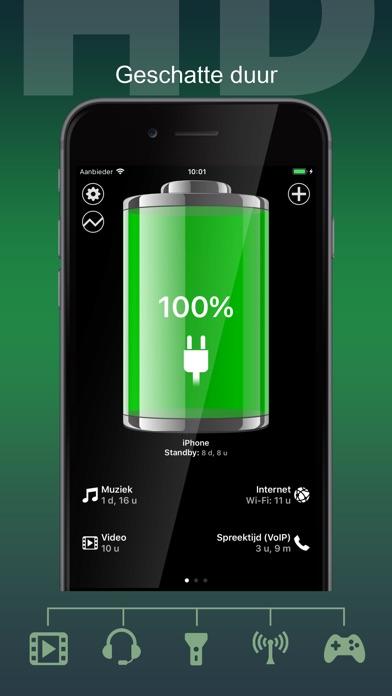 accu batterij hd app voor iphone ipad en ipod touch appwereld. Black Bedroom Furniture Sets. Home Design Ideas