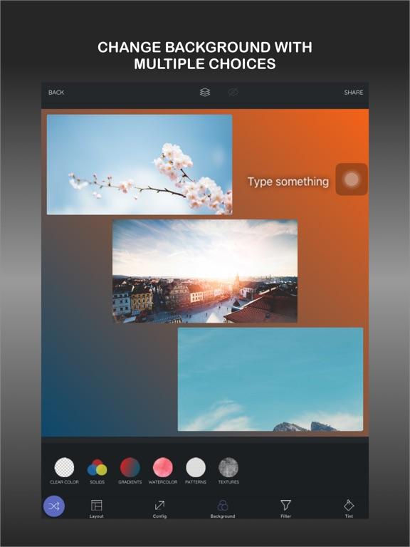 LayoutPic - Photo grid screenshot 12