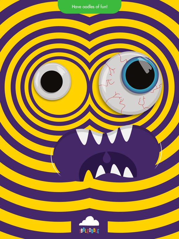 Googly Eye Monsters Ibbleobble screenshot 18