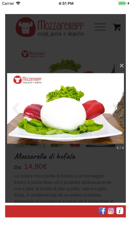 Mozzarellapp screenshot-4