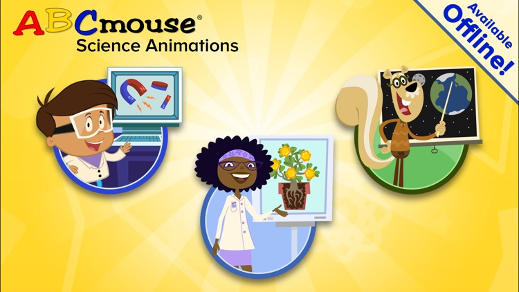 ABCmouse Science Animations by Age of Learning, Inc
