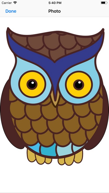 Wise Old Owl Stickers