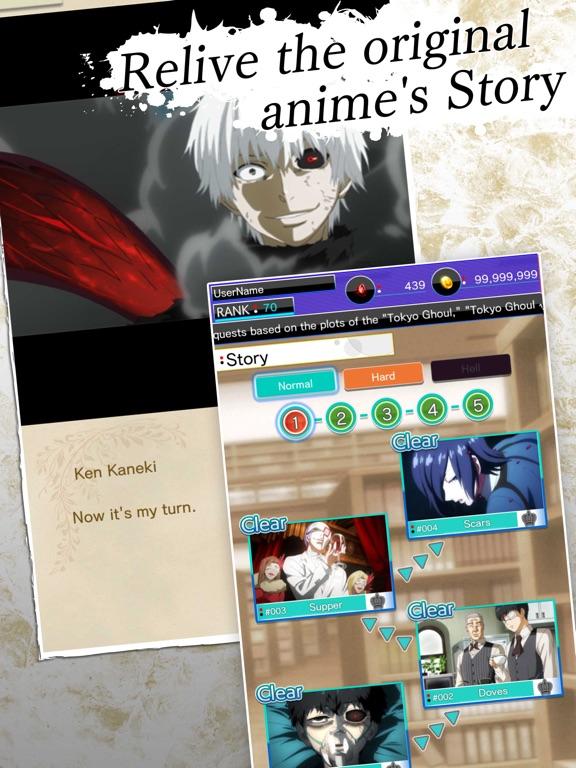 TOKYO GHOUL [:re birth] screenshot 11