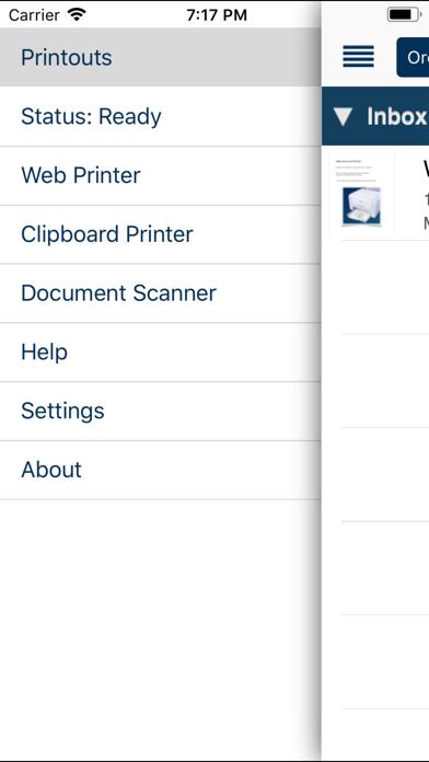 Actprinter review screenshots