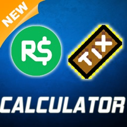 Robux and Tix Calculator for Roblox