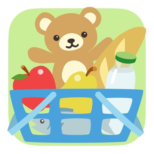 Shopping Basket -毎日のお買い物メモ-