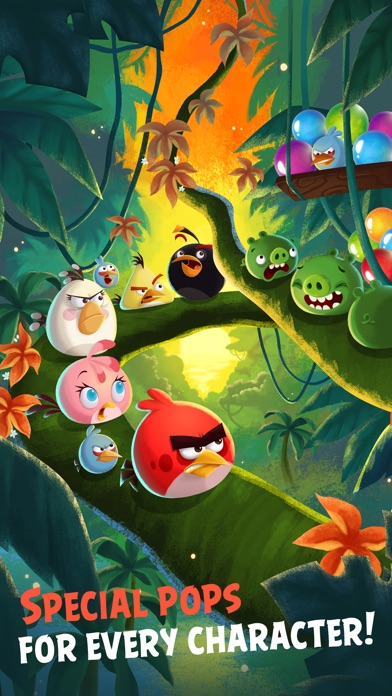 Angry Birds POP! for Windows