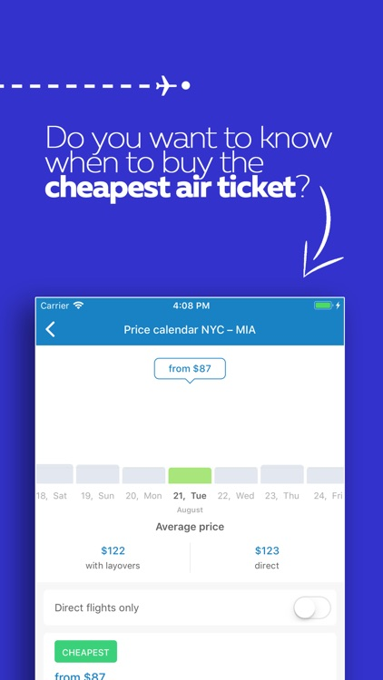 Airline Tickets by AnyFlights screenshot-3