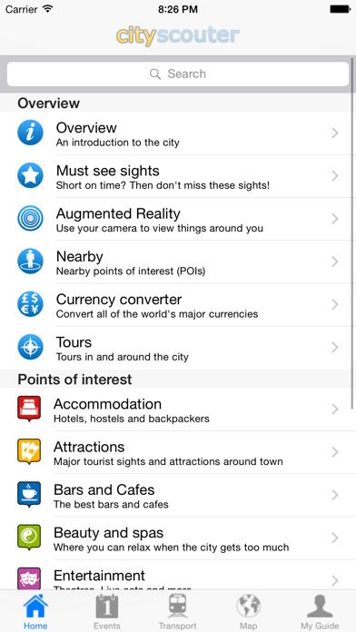 Nice Travel Guide Offline screenshot three