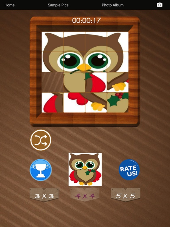 Sliding Puzzle : Tile Game screenshot 8