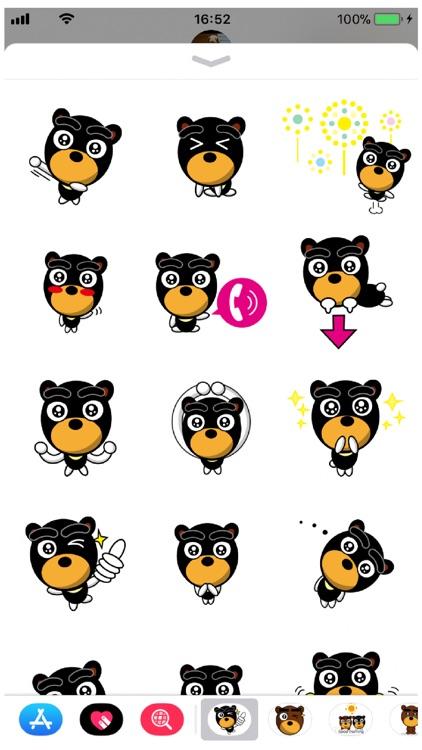 Beb 19 Stickers
