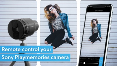 GoCamera for Sony PlayMemories screenshot 1