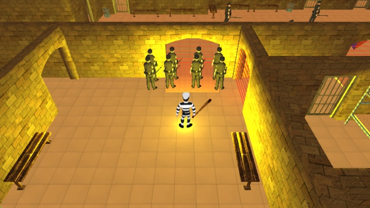 Prisoner Escape Story 3D screenshot-3