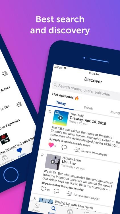 Breaker—The social podcast app screenshot-3