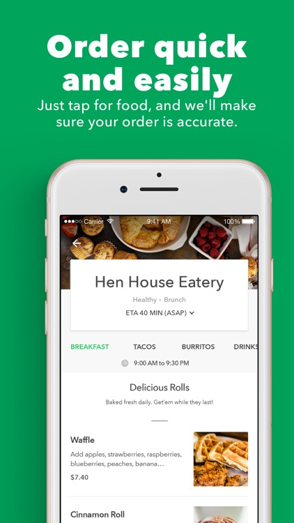 FOODNOW Food Delivery screenshot-3