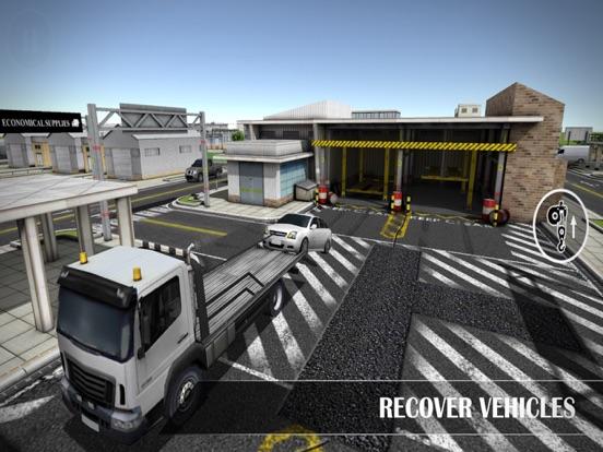 Drive Sim-ulator 3D 2016 на iPad