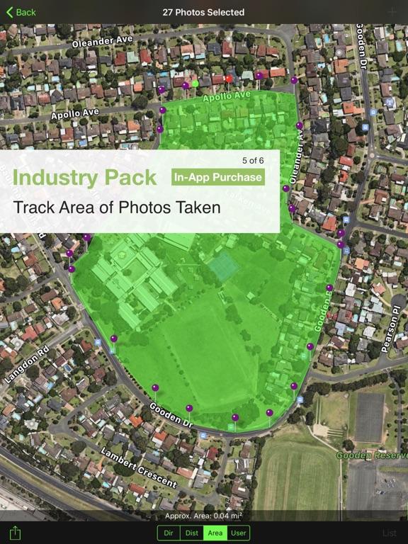 Solocator - GPS Field Camera screenshot 17