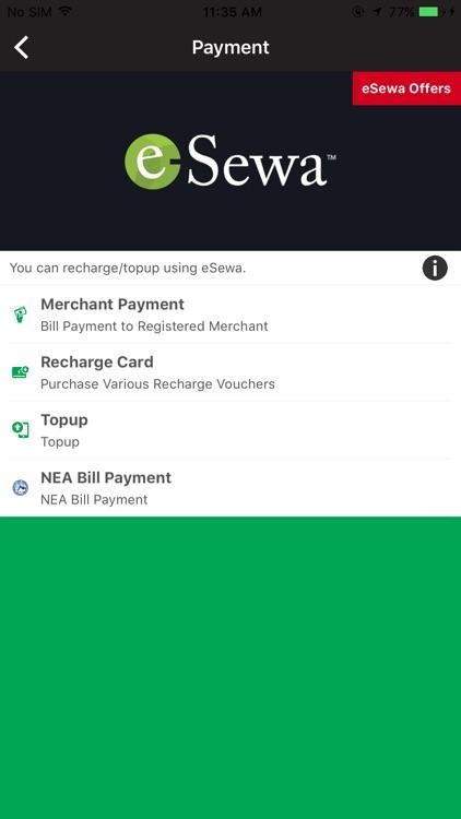 Purnima Mobile Banking screenshot-3