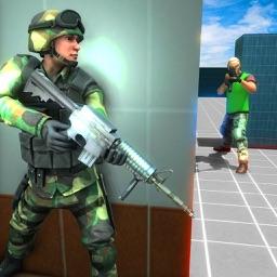 Special Counter Terrorist VS Terrorist Group