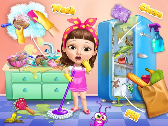 Sweet Baby Girl Cleanup 5 screenshot 6