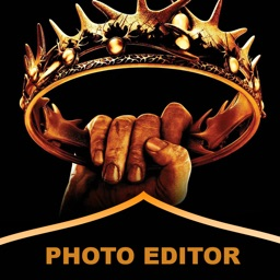 King Costume Frame Photo Editor