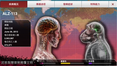 Screenshot for Plague Inc. (瘟疫公司) in Taiwan App Store