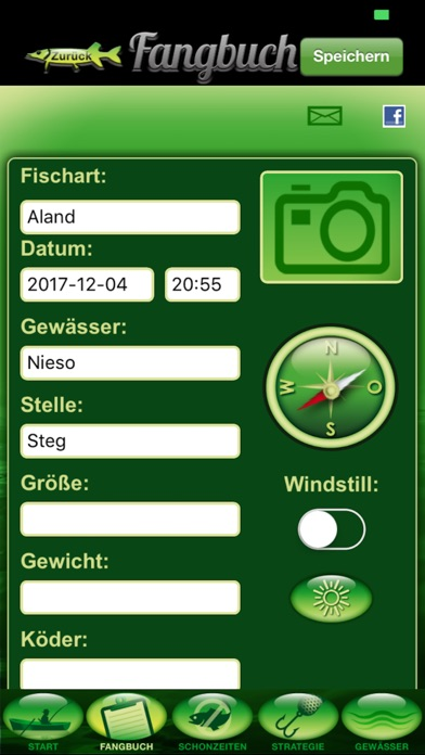 Screenshot for Angeln Pro in Germany App Store