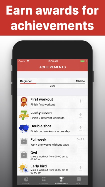 Plank - functional workouts pr screenshot-3