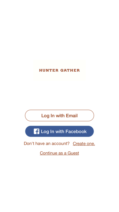 Hunter Gather Eatery&Taphouse screenshot one