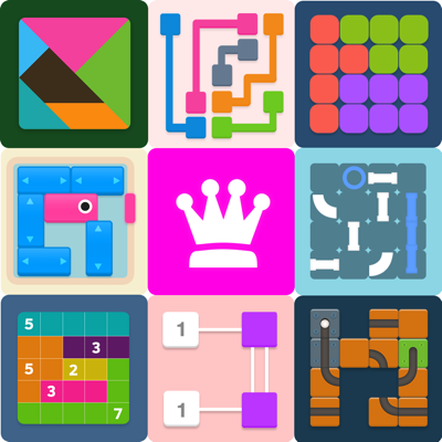 Puzzledom app