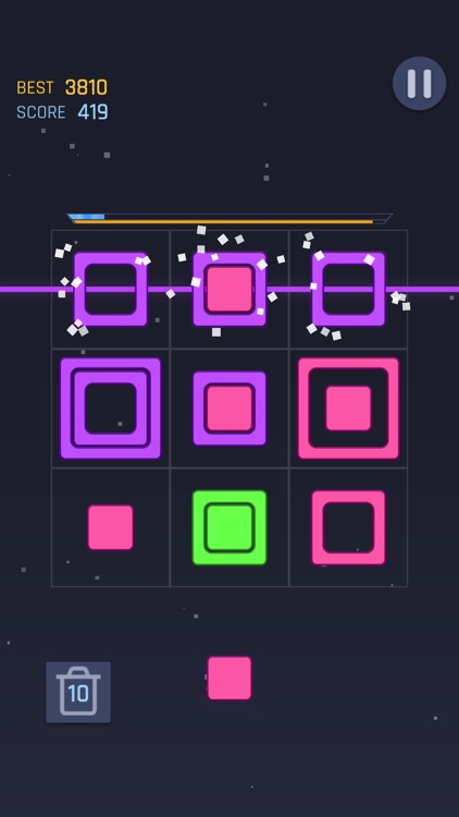 Color Block: Block Puzzle Game screenshot-7