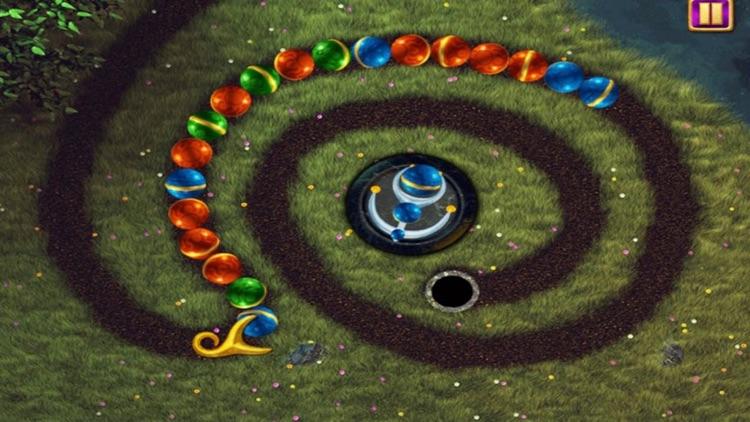 Magic Marble Blast 2